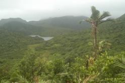 Dominica: Fresh Water Lake