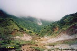 Dominica: Valley of Desolation, Boiling Lake