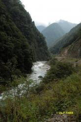 Erlang Mountain National Forest Park (Laba He), Sichuan